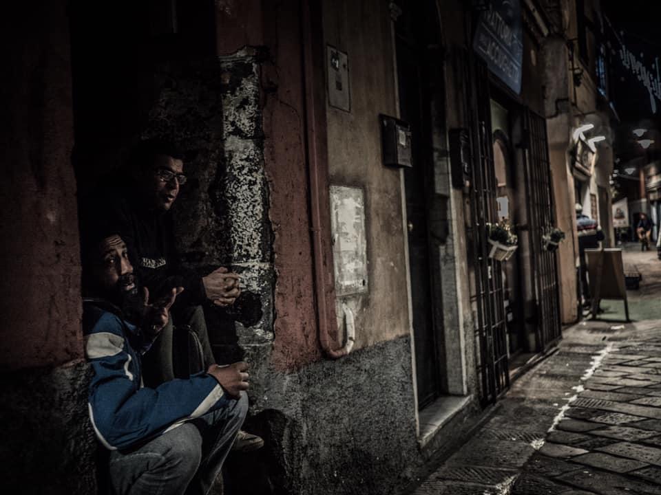 Agostino Toselli per mostra fotografica Periskop